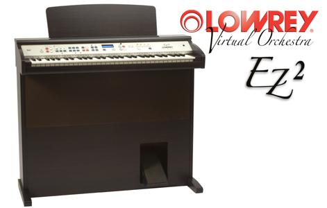 Lowrey EZ 2 Organ