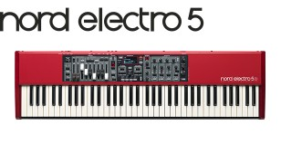 Nord Electro 5 Stage Keyboard