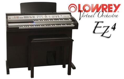 Lowrey EZ 4 Organ
