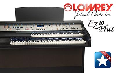 Lowrey EZ 10 Plus Organ