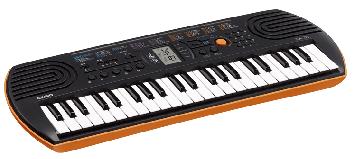 Casio 76-SA Mini Keyboard