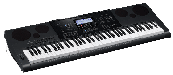Casio WK-7600 Work Station Keyboard
