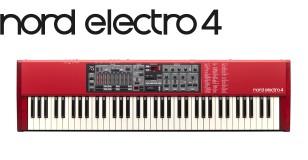 Nord Electro 4 Keyboard