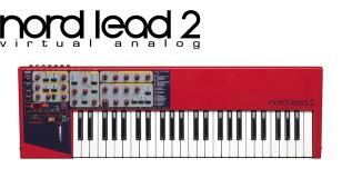 Nord Lead 2 Virtual Analog Keyboard