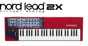 Nord Lead 2X Virtual Analog Synthesizer
