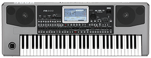 Korg PA 900 Arranger Workstation