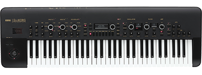 King Korg Synthesizer