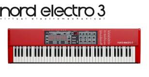 Nord Electro 3 Keyboard
