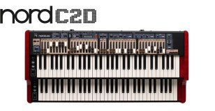 The Nord C2D Portable Organ