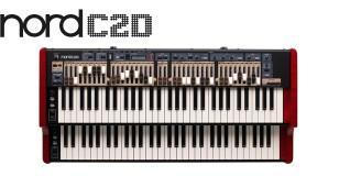 The Nord C2D Portable Organ