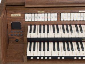 Viscount Chorum 20 Organ