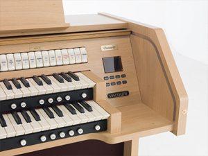 Viscount Chorum 60 Organ