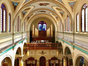 Our Lady of Mount Carmel Roman Catholic Church (OLMC) in Altoona, PA