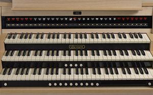 Viscount Immersive 372 Organ Console