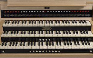 Viscount Immersive 372 Organ Console