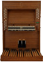 Viscount Chorale P31 Organ Front View