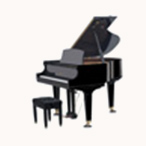Baldwin BP152 Grand Piano Black