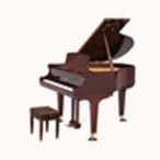 Baldwin BP152 Grand Piano Brown
